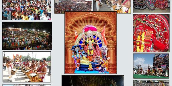 Jhabua Aastha Ka Parve Chal Samorah ( झाबुआ नवरात्री चल समारोह )