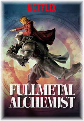 Fullmetal Alchemist 2017 480p WEBRip