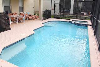 Orlando vacation pool homes