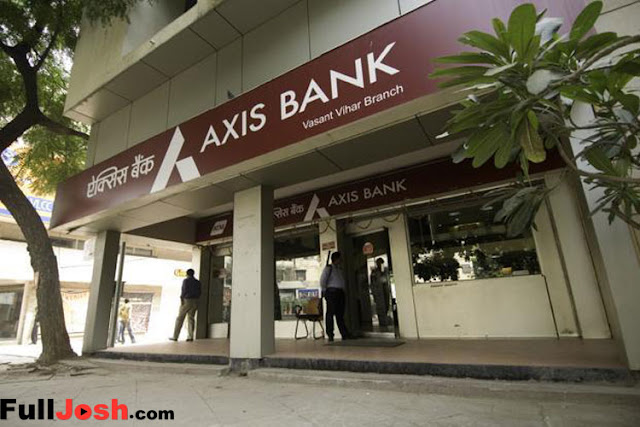 Axis Bank stock plunges 7% In Q2 Results Are Frustating !