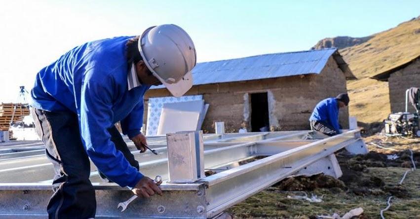 PRONIED: Mejorarán condiciones educativas de colegio de Acoria en Huancavelica - www.pronied.gob.pe