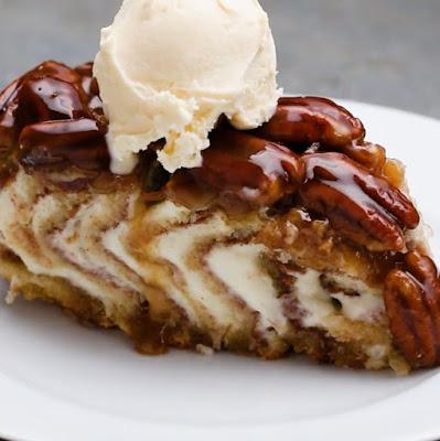Easy Tasty Sticky Bun Cake - Learn how to make this easy sticky bun cake with this guide! #cake #buncake #bundcake #sticky #desserts