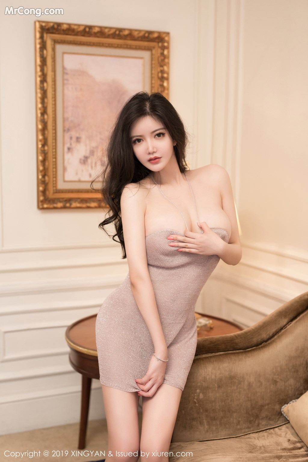 Image XingYan-Vol.122-MrCong.com-017 in post XingYan Vol.122: 心妍小公主 (47 ảnh)
