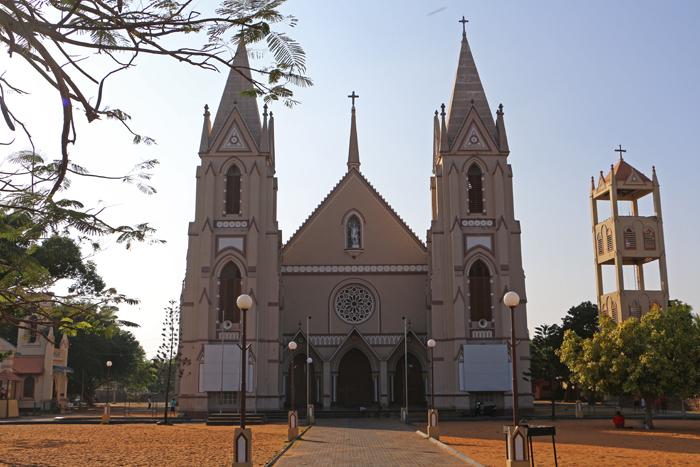 St. Sebastian Kirche in Negombo