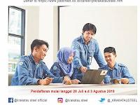 Lowongan Kerja Terbaru PT Krakatau Steel (Persero)