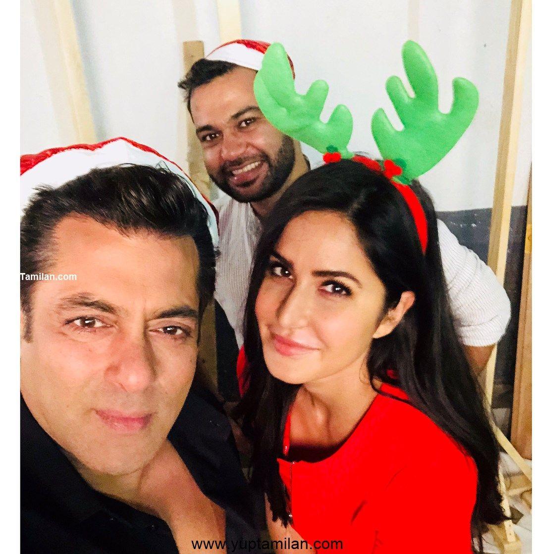 Katrina Kaif With Salman Khan Pictures  Together -1442