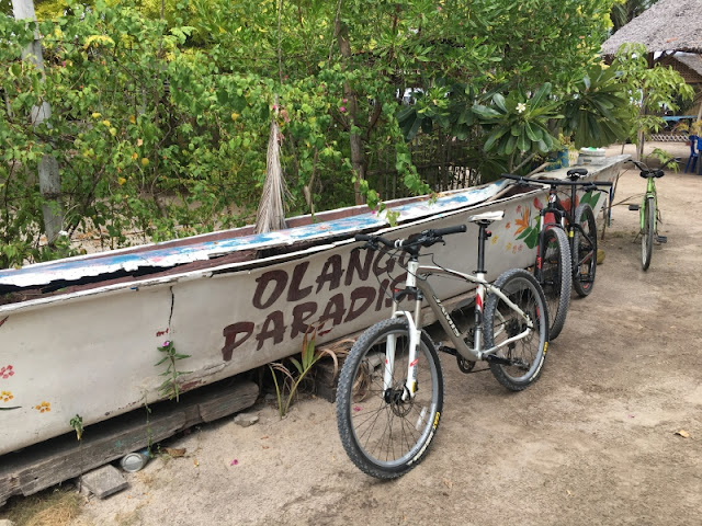 Olango Island Biking