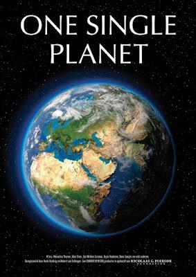 One Single Planet Poster - Rörelse för djurrätt