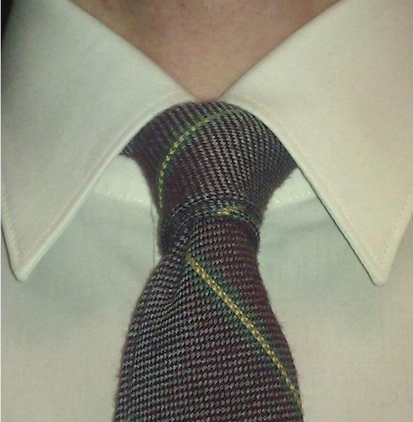 krawattenknoten anleitung einfach