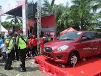 Semarak Jalan Sehat Telkomsel  4G Berhadiah Mobil Datsun Go