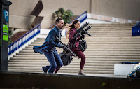 Jon Hamm and Eiza Gonzalez in Baby Driver (29)