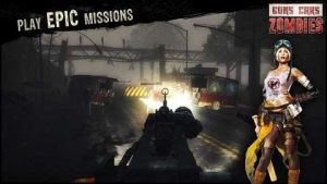 Guns, Cars, Zombies Mod