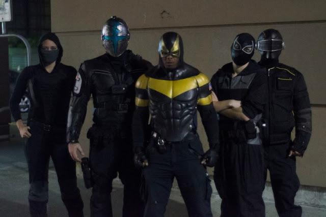 Conoce a estos superhéroes de la vida real; combaten el crimen