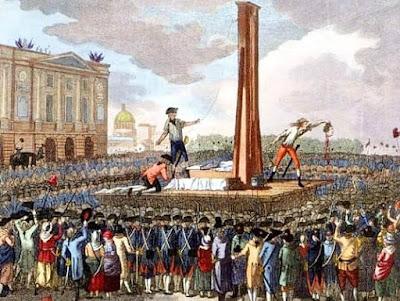 Decapitazione-Luigi XVI