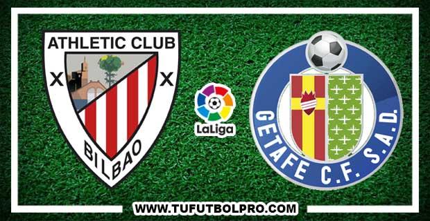 Ver Athletic vs Getafe EN VIVO Por Internet Hoy 20 de Agosto 2017