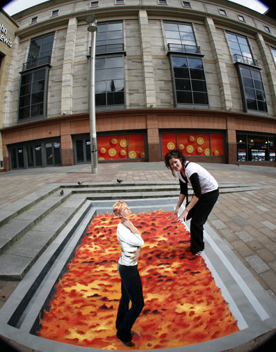 Creative and Cool 3D Street Art (10) 3