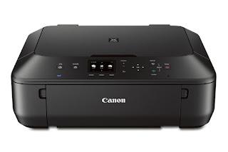 Canon Pixma MG5520 driver download Mac, Windows, Linux
