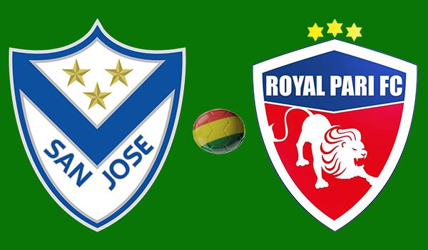 En vivo San José vs. Royal Pari - Torneo Apertura 2018