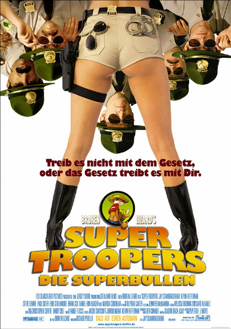 Super Troopers  (2001) ταινιες online seires oipeirates greek subs