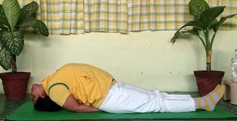 Matsyasana Benefits in Hatha Yoga