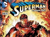 Resenha Superman Nº34