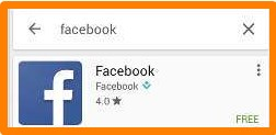 Download Facebook App for Android Mobile Phone