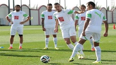 تصنيف الفيفا لشهر مارس : الجزائر تتراجع إلى المركز ال37