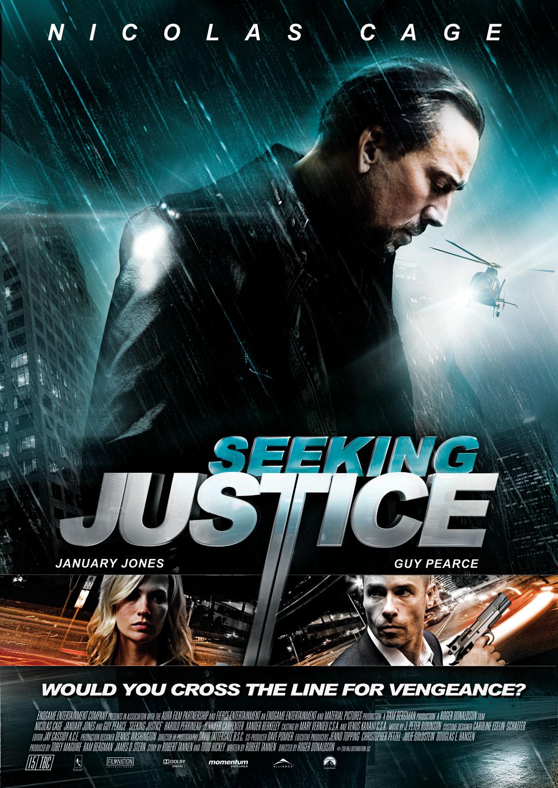 Seeking Justice ทวงแค้น ล่าเก็บแต้ม [HD][พากย์ไทย]