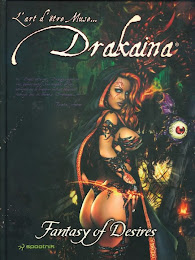 Drakaina Fantasy of Desires