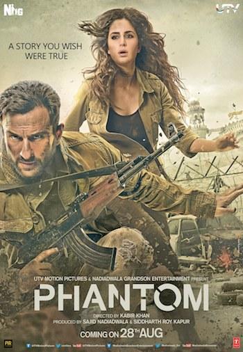 Phantom 2015 Hindi Full Movie Download