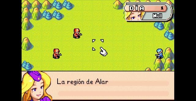 Advance Wars - Español - Captura 3