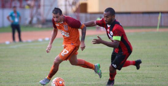 Persipura Hajar Borneo FC 2-0 Hasil  Liga 1 Jumat 4 Mei 2018