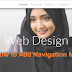 Cara Membuat Menu Navigasi Website Via Google Sites