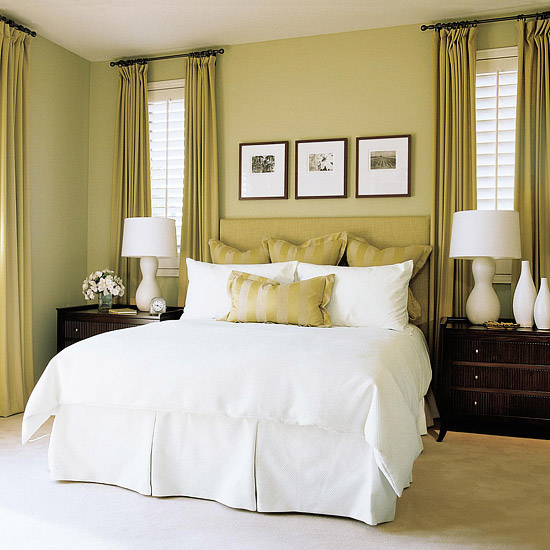 Natural Bedroom Decorating Ideas: New Bedrooms Decorating Ideas 2012 With Natural Colors