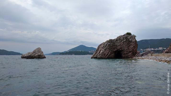 Скалы в Рафаиловичи, Черногория