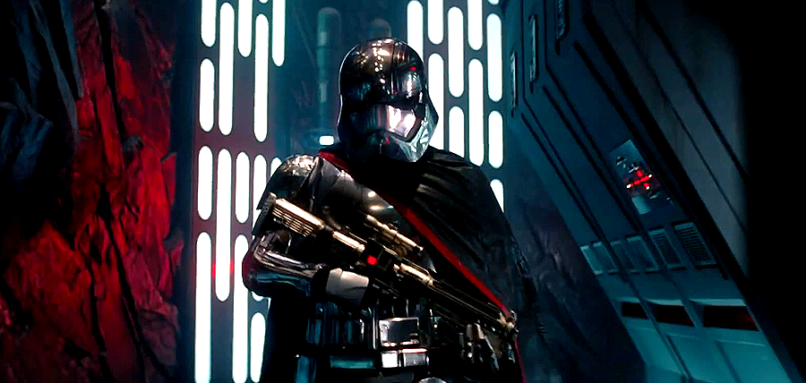 Star Wars: The Force Awakens Trailer: Agent Imperial