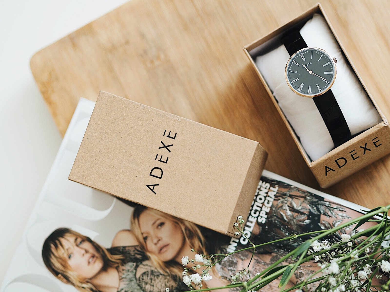 ADEXE Watch Box