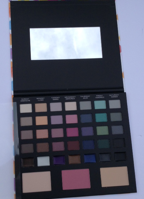 QUO Daily Beauty Palette Back to School Review and Giveaway