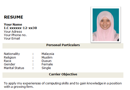 Format Resume Terkini. massage therapist resume example current ...