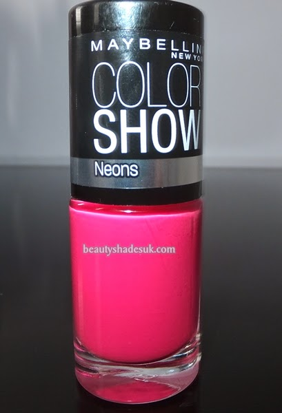 Maybelline Color Show Electric Pink