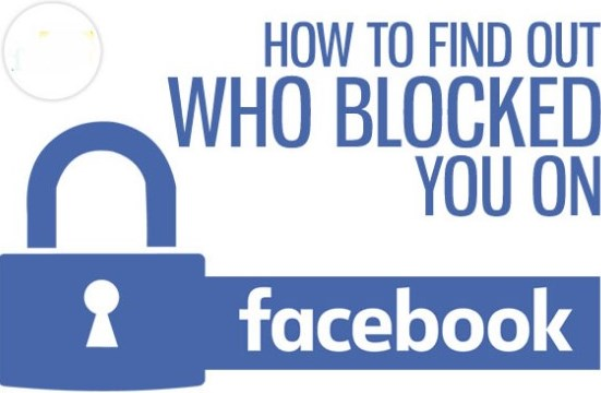 can you tell if someone blocked you on facebook
