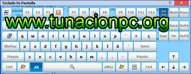 Comfort On-Screen Keyboard Pro Final Imagen