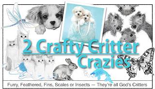 2 Crafty Critter Crazies
