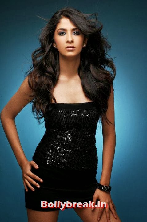 Malvika Raaj who played the young Kareena Kapoor in  Kabhi Khushi Kabhie Gham ., Hottest Indian Super Models of 2013