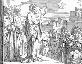 Paul Preached to the People - Treasures of the Bible, Church Age