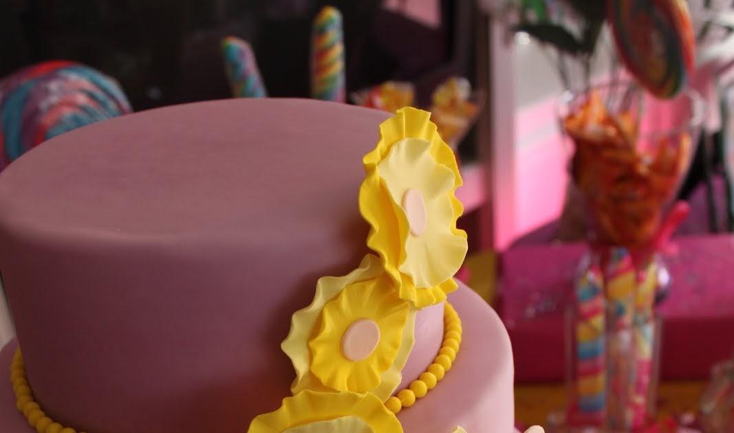 Baby Shower Baby Cake