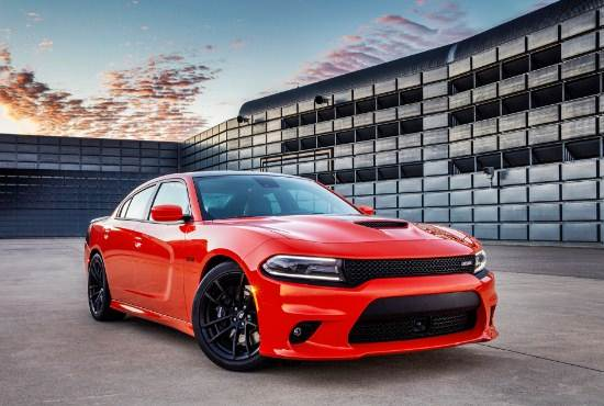 2017 Dodge Charger Daytona Review