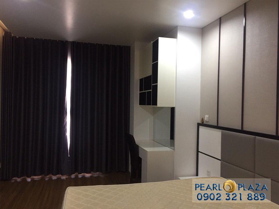Pearl Plaza Văn Thánh - Phòng ngủ căn hộ