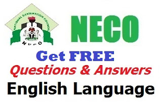 NECO English Language Questions 2017 | Answers Obj & Theory Essay