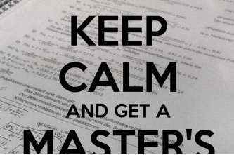 Masters Degree: the New Bachelor's Degree?